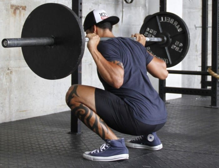 good mobility for squat